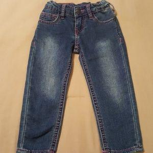 True Religion Demin pants size 24 months